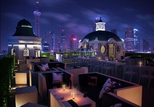 上海最适合求婚的餐厅图片