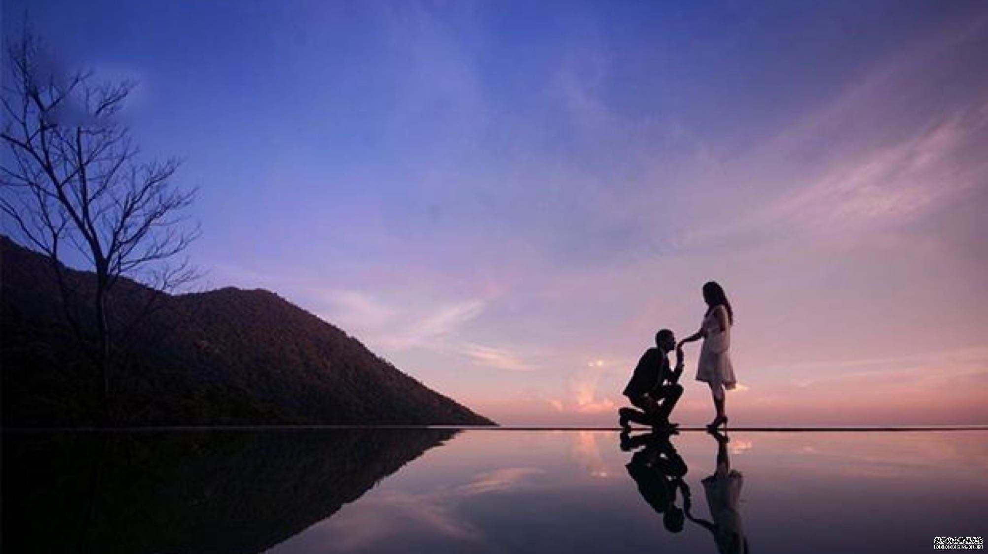 10首浪漫求婚用的歌曲 你会选那首